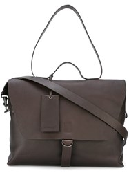 Marsell Large Crossbody Bag Brown