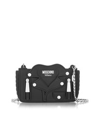 Moschino Black Silicone Iphone 6 Cover