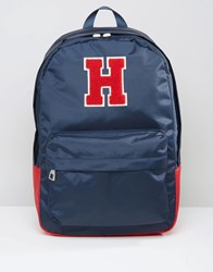 Tommy Hilfiger H Backpack Navy