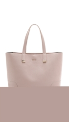 Furla Stacy Large Tote Pale Pink