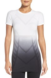 Climawear Women's Power Up Dip Dye Tee