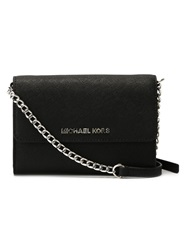 Michael Michael Kors 'Jet Set Travel' Crossbody Bag Black