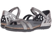 Naot Footwear Bonnie Silver Threads Leather Women's Sandals