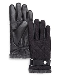 Ralph Lauren Quilted Nylon Field Gloves