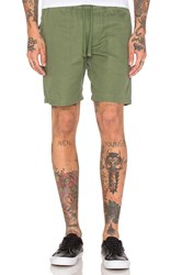 Obey One O Traveler Short Army