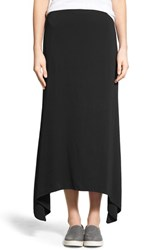 James Perse Women's Stretch Crepe Maxi Skirt
