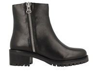 Gioseppo Begonia Ankle Boots Black