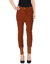 Pepe Jeans Trousers Casual Trousers Women Beige