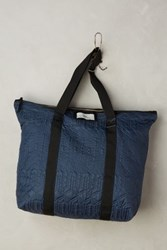 Anthropologie Gweneth Tote Bag Navy