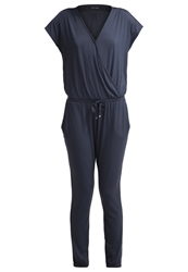 Marc O'polo Jumpsuit Black Teal