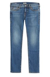 True Religion Cora Straight Leg Jeans