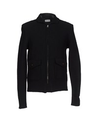 Magliaro Knitwear Cardigans Men Black