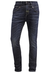 Meltin Pot Lone Relaxed Fit Jeans Dark Blue