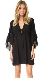 Haute Hippie Grace Dress Black