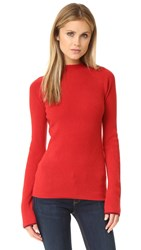Rag And Bone Natasha Sweater Saffron
