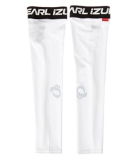 Pearl Izumi Sun Sleeves White Cycling Gloves