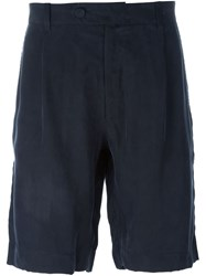 La Perla 'Daily Line' Shorts Blue