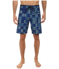 Prana Catalyst Short Danube Blue Men's Swimwear