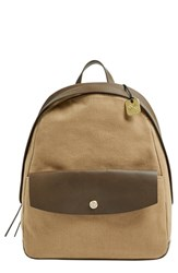 Skagen 'Aften' Backpack Green Olive