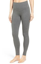 Yummie Tummie Plus Size Women's By Heather Thomson 'Rachel' High Waist Leggings Heather Charcoal