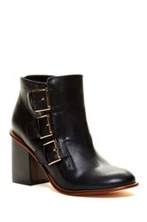 Restricted Tracy Buckle Bootie Black