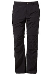 Maier Sports Trave Cargo Trousers Black