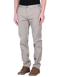 Department 5 Casual Pants Grey