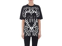 Givenchy Women's Power Of Love Graphic Jersey T Shirt Black