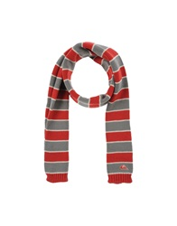 Quiksilver Oblong Scarves Red