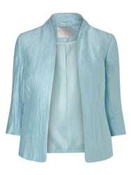 Windsmoor Crinkle Jacket Blue