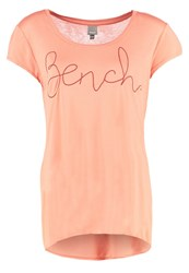 Bench Offering Print Tshirt Fusion Coral