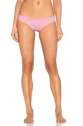 Maaji Pale Rose Surrealism Bikini Bottom Pink