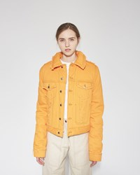 Acne Studios Gianna Jacket Orange