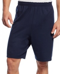Champion Jersey Shorts Navy