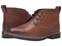 Bostonian Melshire Top Tan Leather Men's Shoes