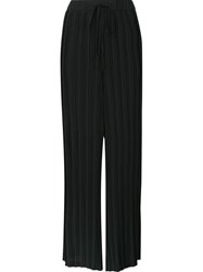 Theory 'Traplin' Trousers Black