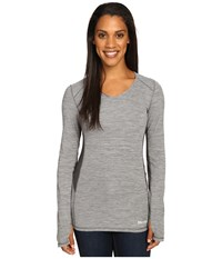 Marmot Lateral Long Sleeve Black Women's Clothing