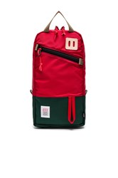 Topo Designs Trip Pack Red
