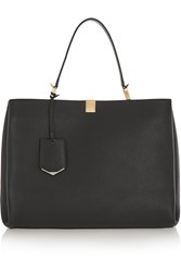 Balenciaga Le Dix Cabas Textured Leather Tote