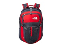 The North Face Recon Tnf Red Asphalt Grey Backpack Bags