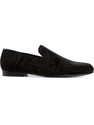 Jimmy Choo 'Sloane' Slippers Black