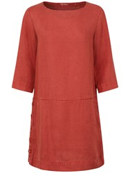 Seasalt Grazing Tunic Dress Squash