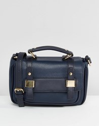Oasis Satchel Bag Navy
