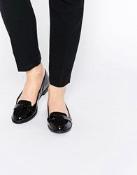 New Look Patent Loafer Black