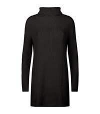 Valentino Oversized Turtle Neck Jumper Female Black