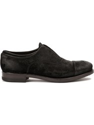 Premiata L'eclaireur X Oxford Shoes Black
