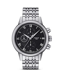 Tissot Carson Men's Black Automatic Chronograph Classic Watch 42Mm