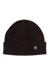 Victorinox Essential Knit Cap Brown