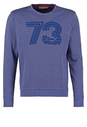 Petrol Industries Sweatshirt Light Indigo Blue
