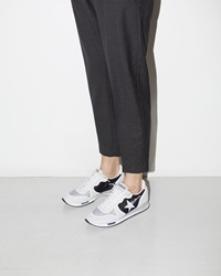 Golden Goose Running Sneaker Light Grey